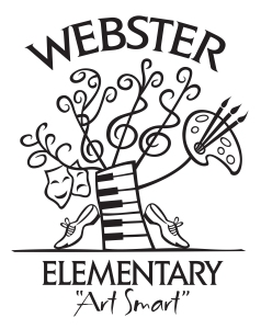 Webster Elem Art Logo