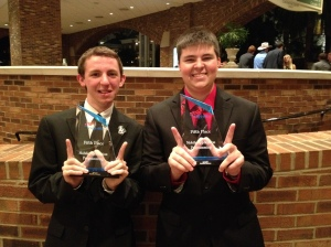 FBLA Nationals Nick & Jacob