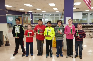 ES chess winners