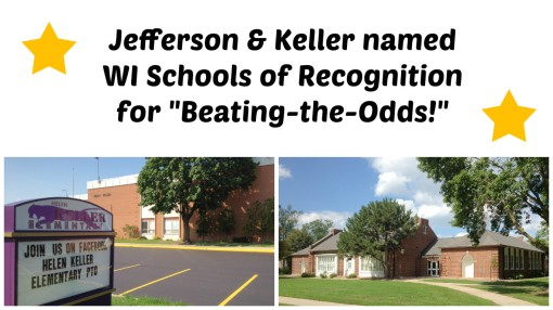 Jefferson & Keller WI Schools of Recognition