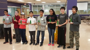 MS chess winners