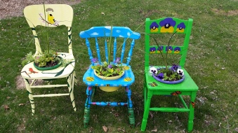 Southwest Garden Chairs